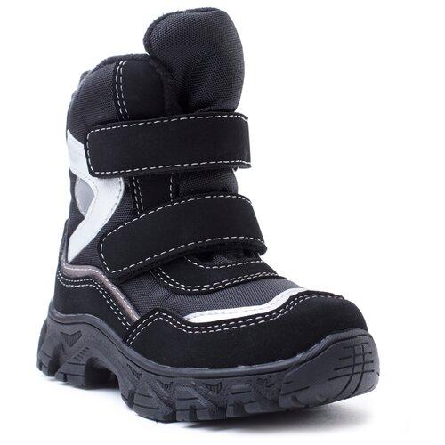 Сапоги playToday размер 23, темно-серый/светло-серый/серый