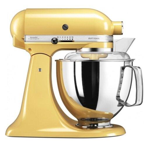 Миксер KitchenAid 5KSM175PSEMY, желтый