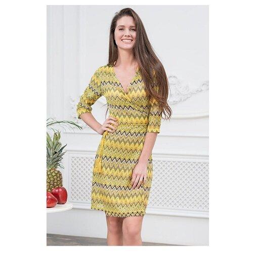 Пляжное платье MIA-AMORE Missoni размер XS желтый платье oodji ultra цвет красный белый 14001071 13 46148 4512s размер xs 42 170