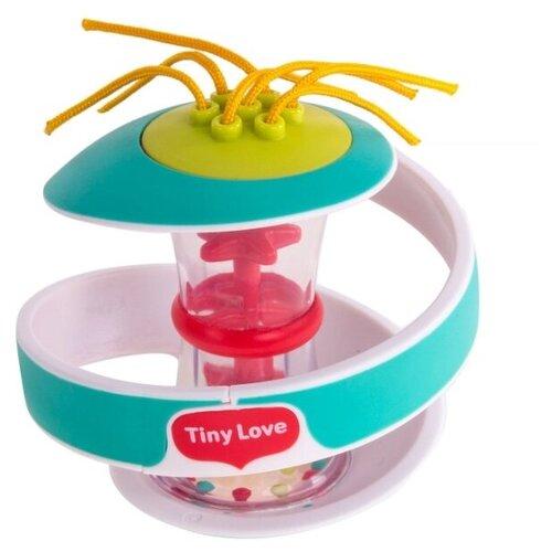 Погремушка Tiny Love Чудо-шар синий подвес tiny love погремушка бабочка мэри