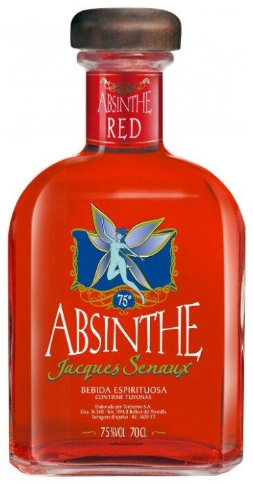Абсент Jacques Senaux Red, 0.7 л