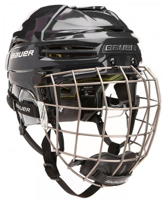 Защита головы Bauer Re-akt 100 Helmet Combo Sr