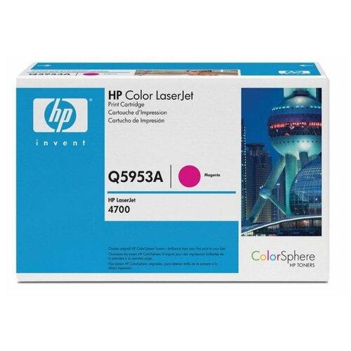 Фото - Картридж ориг. HP Q5953A пурпурный для Color LJ 4700 (10000стр), цена за штуку, 116752 картридж ориг hp c9722a желтый для color lj 4600 4650 8стр цена за штуку 83733