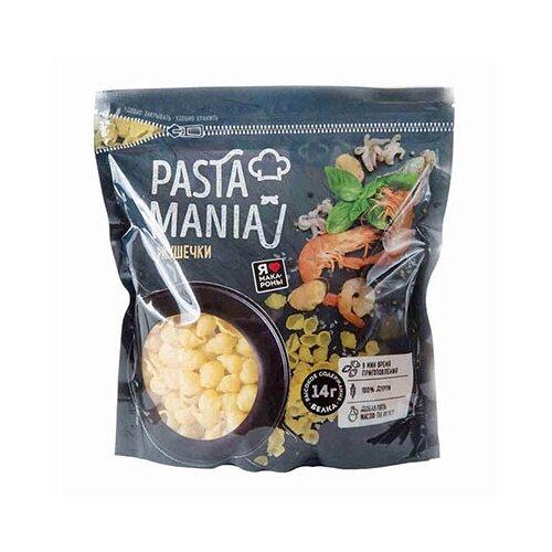Pasta Mania Макароны Ракушечки, 430 г шапка pretty mania pretty mania mp002xw1f8ku