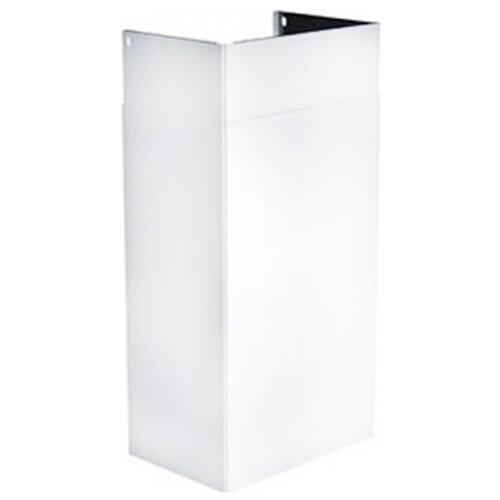 Декоративный короб Faber Kit Camini A500+A500 белый