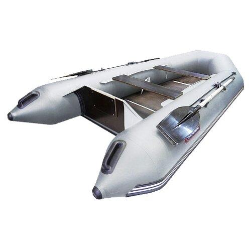 Надувная лодка HUNTERBOAT Хантер 320 Л серый хантер э тайный враг