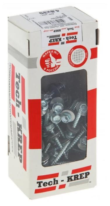 Саморез Tech-KREP 112026 4.8x35 60 шт