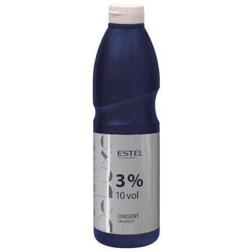 Estel Professional De Luxe оксигент 3%, 900 мл термокружка apollo shell shl 380 v фуксия 380 мл