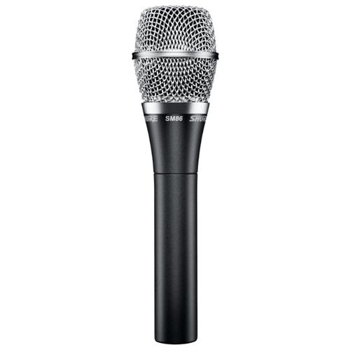 Микрофон Shure SM86, черный