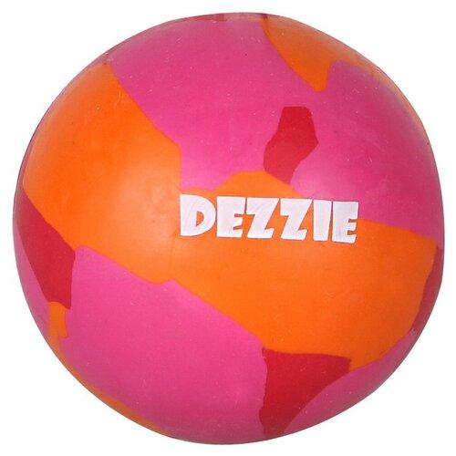 Мячик для собак DEZZIE Аромат с запахом мяса (5638 406) красный/оранжевый игрушка для собак dezzie кегля с веревкой с запахом мяса красный