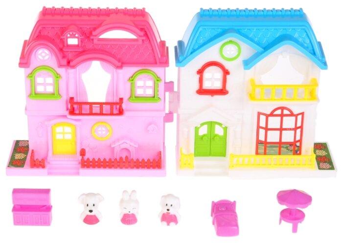 Играем вместе кукольный домик B1203161-R