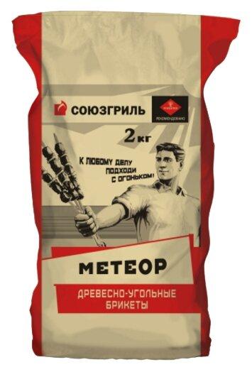 Союзгриль Угольные брикеты длительного горения N1-F10, 2 кг
