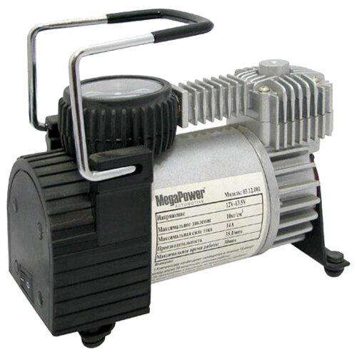 цена на Автомобильный компрессор MegaPower M-12001 серебристый