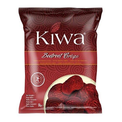 Чипсы Kiwa овощные из свеклы, 50 г