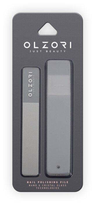 OLZORI Пилка для полировки стеклянная VirGo A