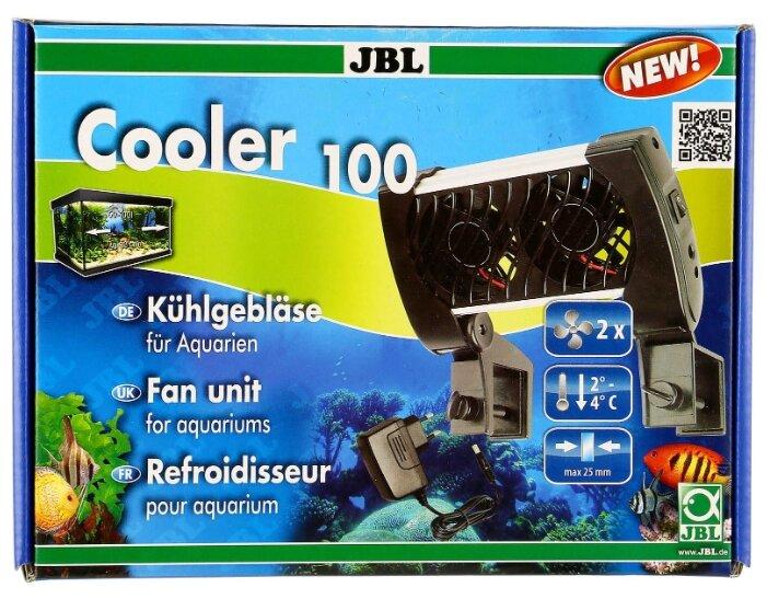 Вентилятор для аквариума 60 - 100 л JBL Cooler 100