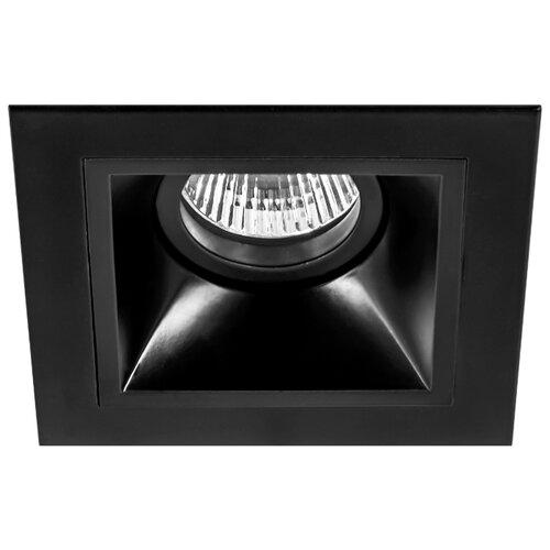 Встраиваемый светильник Lightstar Domino D51707 встраиваемый светильник lightstar i61609
