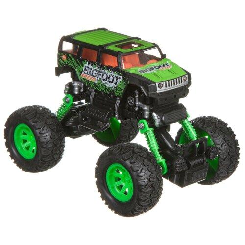 Купить Монстр-трак BONDIBON Парк техники (ВВ4578) зеленый, Машинки и техника