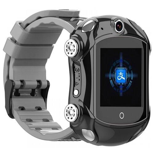 Фото - Детские умные часы c GPS Smart Baby Watch KT14 черный детские умные часы smart baby watch fa27t черный