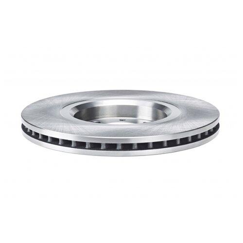 Комплект тормозных дисков передний Valeo 297455 256x22 для Hyundai Solaris, Kia Rio (2 шт.)