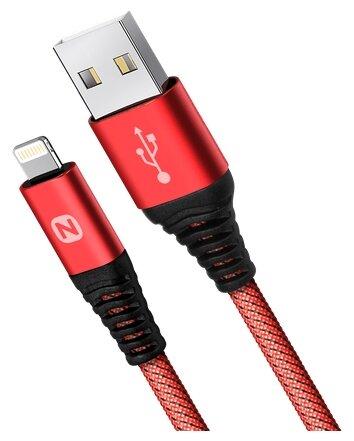 Кабель Nobby Comfort USB - Lightning (NBС-DC-L-10) 1 м
