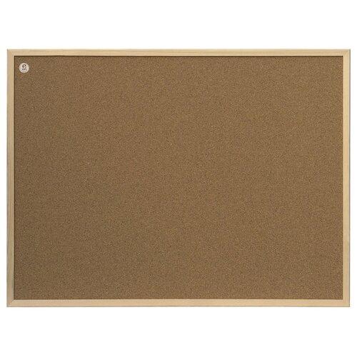 Купить Доска пробковая 2x3 TC86/C (60х80 см) коричневый, Доски