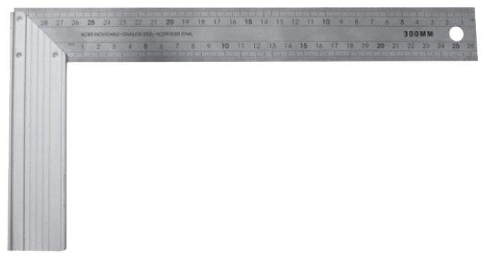 Строительный угольник FIT Профи 19548 500x200 мм