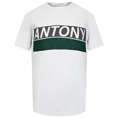 Футболка Antony Morato размер 128, белый футболка antony morato размер 128 белый