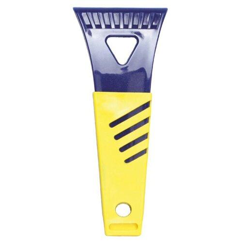 Скребок GOODYEAR WS-01 синий/желтый