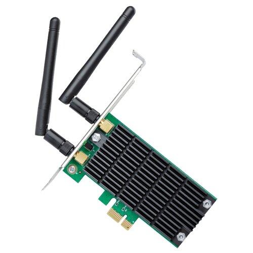 Wi-Fi адаптер TP-LINK Archer T4E зеленый