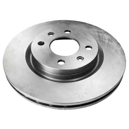 Комплект тормозных дисков передний DELPHI BG2625 259x20.6 для Renault, Nissan (2 шт.)