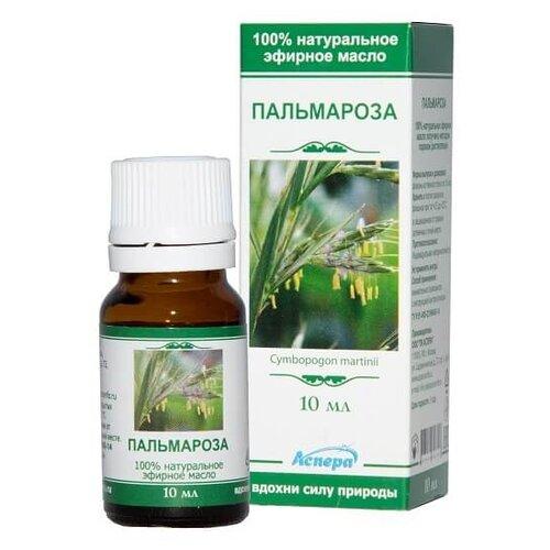 Аспера эфирное масло Пальмароза, 10 мл