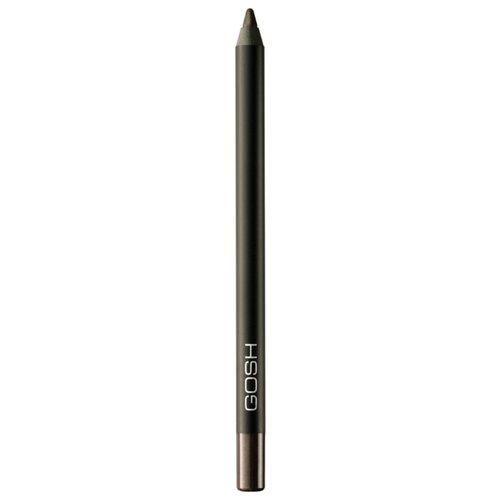 GOSH Карандаш для век Velvet Touch Eye Liner, оттенок 017 Rebellious Brown цена 2017