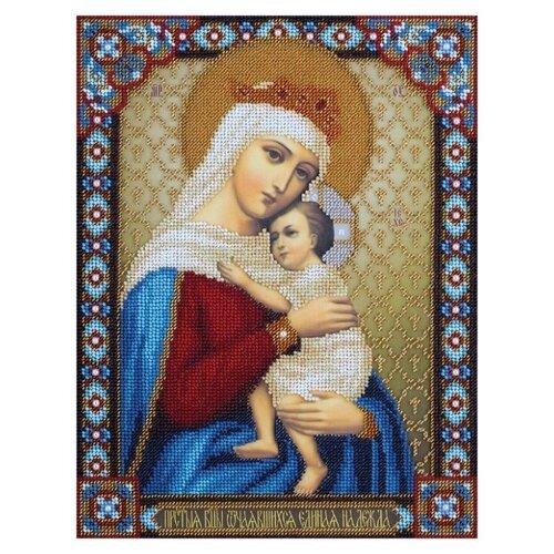 Купить PANNA Набор для вышивания Икона Божией Матери Отчаявшихся Единая Надежда 30 х 23 см (CM-1704), Наборы для вышивания