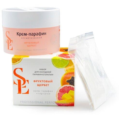 Набор Start Epil для холодной парафинотерапии Фруктовый щербет aravia крем парафин start epil фруктовый щербет 150 мл