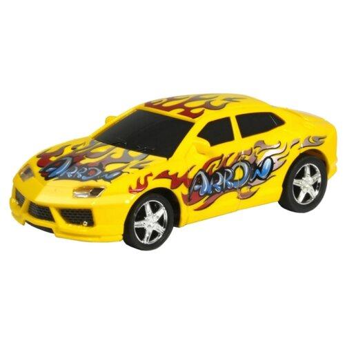 Фото - Легковой автомобиль Roys RC-6702-4 желтый легковой автомобиль roys rc 6702 4 желтый