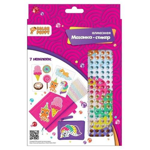 Купить Color Puppy Набор алмазной вышивки Нежность (70030), Алмазная вышивка