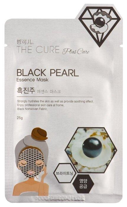 The Cure маска Plus Care ухаживающая с жемчугом, 25 г
