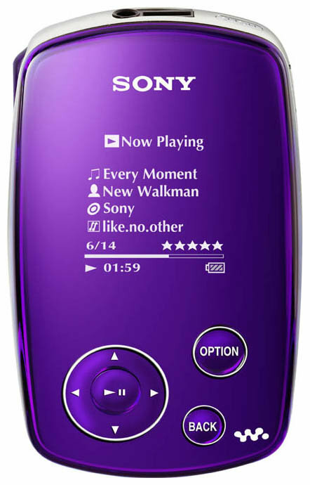 Плеер Sony NW-A3000
