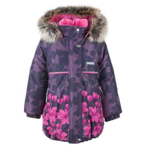 Купить Куртка KERRY Stina K20434 размер 122, 02400 фиолетовый, Куртки и пуховики