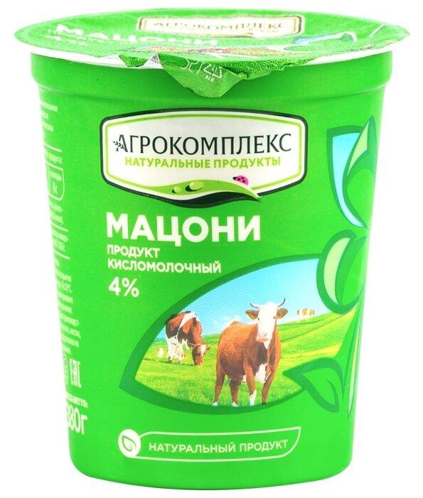 Агрокомплекс Мацони 4% 0.38 л