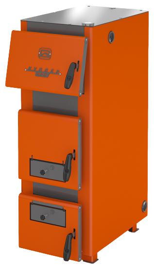 Твердотопливный котел Теплодар Куппер Про-28 2.0, 28 кВт, одноконтурный фото 1