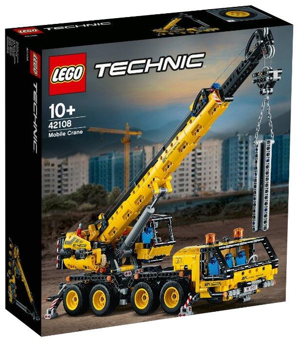 LEGO 42108 - Лего Мобильный кран