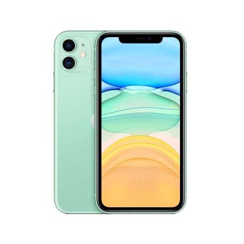 Купить Смартфон Apple iPhone 11 64GB зеленый (MWLY2RU/A)