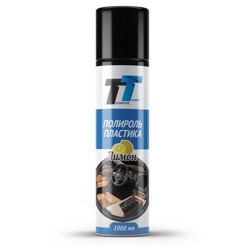 Technische Trumpf Полироль пластика для салона автомобиля Лимон, 1 л