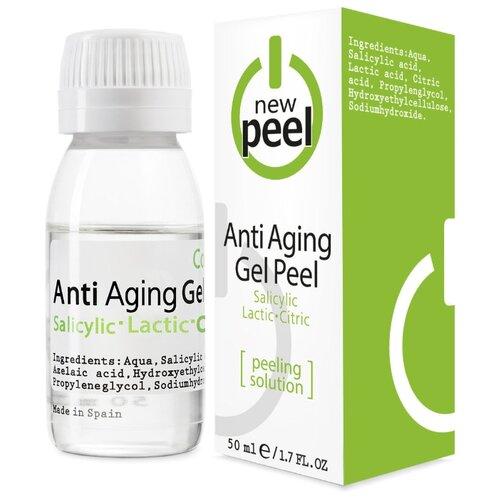 New Peel Пилинг для лица Anti-aging gel peel антивозрастной 50 мл