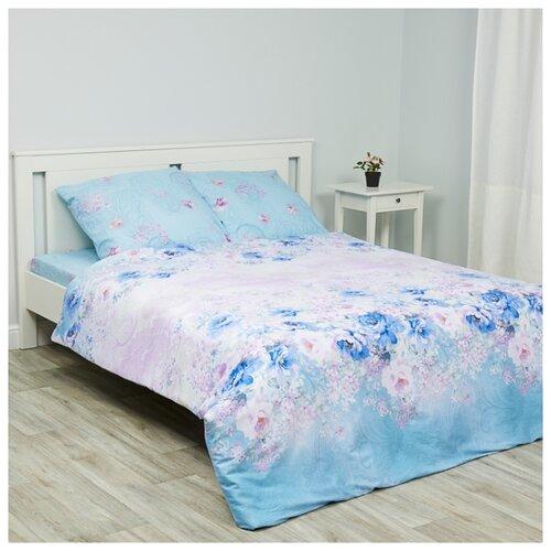 цена Постельное белье 2-спальное макси La Noche del Amor 616 сатин онлайн в 2017 году