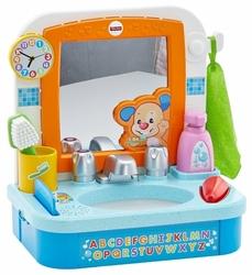 Интерактивная развивающая игрушка Fisher-Price Смейся и учись. Умывальник Ученого Щенка (DRH28)