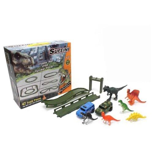 Купить Трек Наша игрушка 645216, Детские треки и авторалли