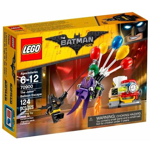 Купить Конструктор LEGO The Batman Movie 70900 Побег Джокера на воздушных шариках, Конструкторы